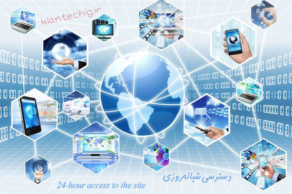 طراحی وب سایت مشهد